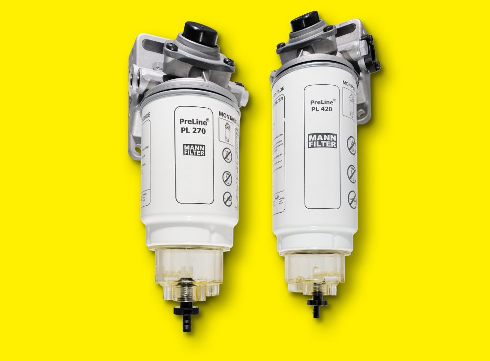 Fuel filters protect your fuel system against corrosion | Re Fuel Filters Diesel |  | MANN-FILTER