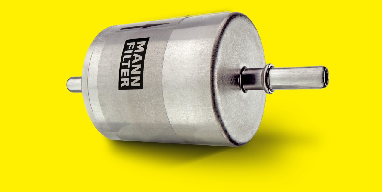 Inline fuel filters by MANN-FILTER for the optimum protection for your fuel system.